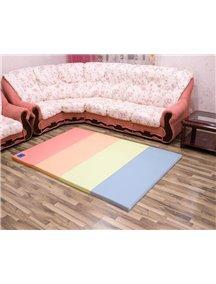Складной детский коврик-мат AlzipMat Color Folder G (2000х1400х40), Original Classic