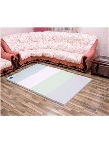 Складной детский коврик-мат AlzipMat Color Folder SG (2400х1400х40), ECO Modern Blue