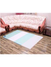 Складной детский коврик-мат AlzipMat Color Folder SG (2400х1400х40), ECO Duo Blue