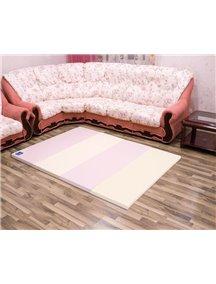 Складной детский коврик-мат AlzipMat Color Folder SG (2400х1400х40), ECO Duo Pink