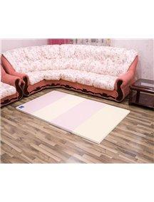 Складной детский коврик-мат AlzipMat Color Folder S (2000х1200х40), ECO Duo Pink