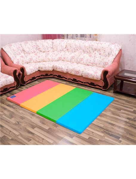 Складной детский коврик-мат AlzipMat Color Folder G (2000х1400х40), Original Smart