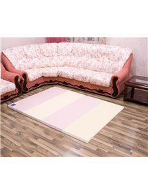 Складной детский коврик-мат AlzipMat Color Folder G (2000х1400х40), ECO Duo Pink