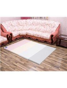 Складной детский коврик-мат AlzipMat Color Folder G (2000х1400х40), ECO Modern Pink