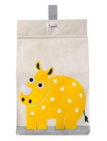 Органайзер для подгузников 3 Sprouts «Жёлтый носорог»