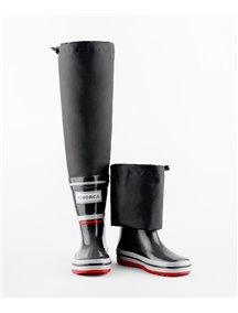 Резиновые сапоги на хлопке МайПаддлБутс от КидОРКА (MyPuddle Boots  KidORCA). Цвет Серый