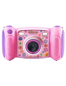 Цифровая камера Kidizoom Pix розового цвета Vtech