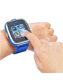 Детские наручные часы Kidizoom SmartWatch DX синего цвета Vtech