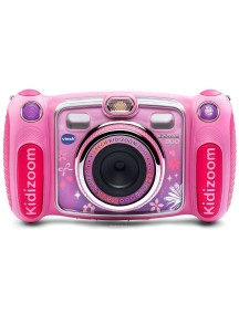Цифровая камера Kidizoom duo розового цвета Vtech