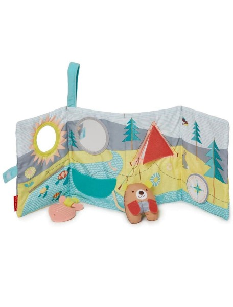 Развивающая игрушка-книжка Skip Hop