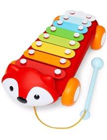 """Развивающая игрушка """"Лиса-ксилофон"""" Skip Hop"""