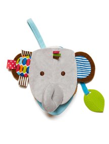 """Развивающая игрушка """"Книжка-слон"""" Skip Hop"""