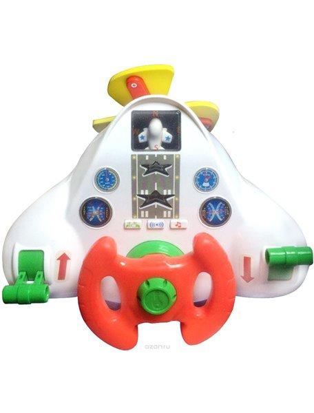 """Развивающая игрушка """"Штурвал самолета"""" Kiddieland"""