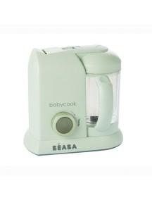 "Блендер-пароварка Beaba ""Babycook Solo"", 912607 / Macaron Jade Green"