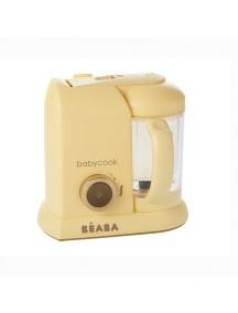 """Блендер-пароварка Beaba """"Babycook Solo"""",  912605 / Macaron Vanilla cream"""