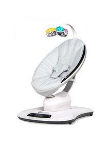 Кресло-качалка электронная Mamaroo 4.0 (Мамару) цвет - серебристая