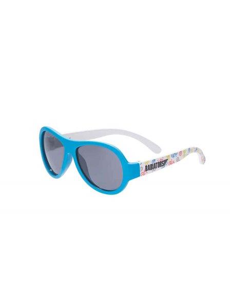 Поляризационные солнцезащитные очки Бэбиаторс Сверхзвуковые полоски  3-5 лет (Babiators Supersonic Stripes)