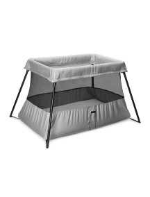 "BabyBjorn ""Travel Crib Light"" Манеж-кровать, Серый"