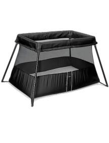"BabyBjorn ""Travel Crib Light"" Манеж-кровать, Черный"