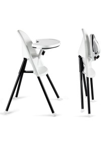 "BabyBjorn ""High Chair"" Стульчик для кормления ребенка, Белый"