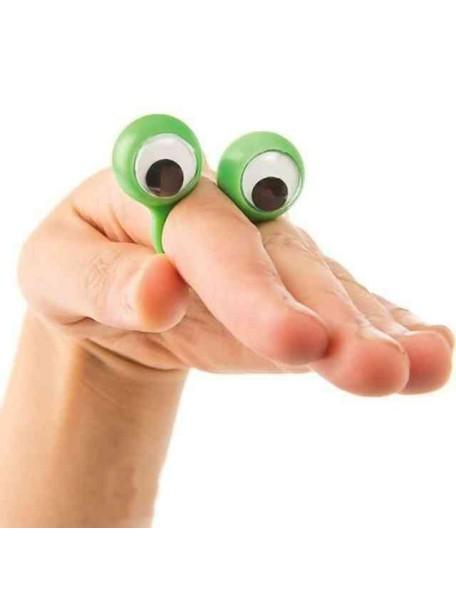 Занимательные глазки для кукольного театра