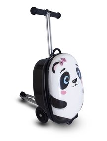 "Самокат-чемодан Zinc ""Панда"" Polly"