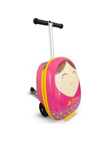 """Самокат-чемодан Zinc """"Бетти"""" Betty"""