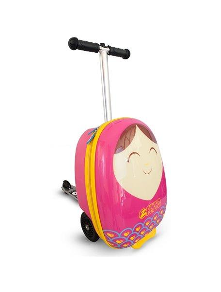 """Самокат-чемодан Zinc """"Бетти"""""""