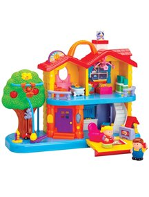 """Развивающая игрушка """"Занимательный дом"""" Kiddieland"""