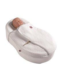 "Детское одеяло для Cocoonababy Red Castle ""Cocoonacover TOG 2"" стеганый хлопок / White"