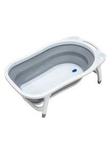 """Ванна детская складная Funkids """"Folding Smart Bath"""", CC6603, серая"""