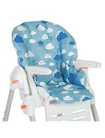 Съемный чехол Clouds / Облака для стульчика для кормления