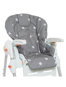Съемный чехол Звездопад для стульчика для кормления