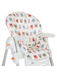 Съемный чехол Funky Owl / Веселая Совушка для стульчика для кормления