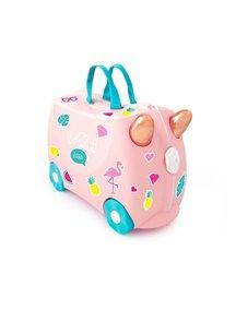 "Каталка-чемодан Trunki ""Фламинго Флосси"" [ art. 0353-GB01 ]"