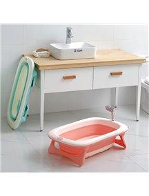 "Ванна детская складная Funkids ""Folding Delux Bath"" [ art. 6008 ], 6008P / Pink"