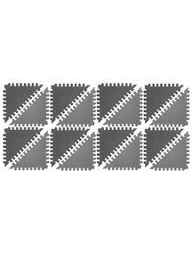 """Коврик-пазл 15 мм (16 плит) - Серия TS Funkids """"Треугольники"""" [ art. KB-070-16-TS ], 07"""