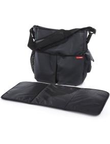 Сумка для подгузников SKIP HOP Duo Deluxe (Black)