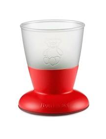 """Кружка детская  """"Baby's first cup"""" BabyBjorn Красный/Bright Red"""