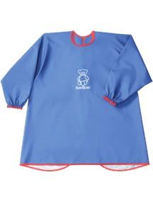"""BabyBjorn """"Eat and Play Smock"""" Защитная рубашка для кормления и игры, Синяя"""
